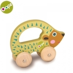 Oops Pic Koka stumjamā attīstoša rotaļlieta bērniem no 9m+ (17x6.5x19cm) Krāsaina 17008.24