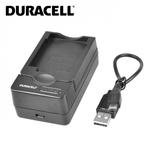 Duracell Analogs Canon LC-E5E Foto kameras EOS 450D 500D 1000D USB Lādētājs priekš LP-E5 Akumulātora