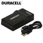 Duracell Analogs Nikon MH-65 Foto kameras CoolPix S70 S8000 USB Plāns Lādētājs priekš EN-EL12 Akumulātora