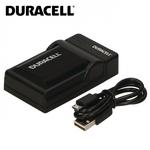 Duracell Analogs Canon CB-2LW Foto kameras EOS 350D 400D PowerShot G7 Plāns USB Lādētājs priekš NB-2L Akumulātora