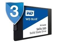 Western digital WD Blue SSD 3D NAND 250GB 2,5inch