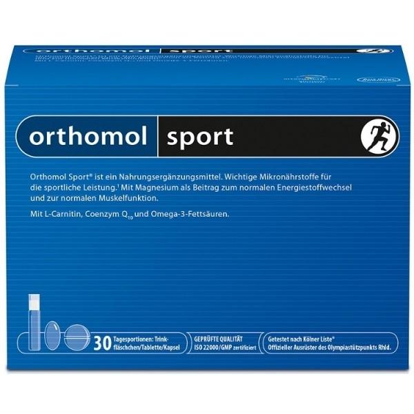 Orthomol Sport N30