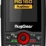 Ruggear RG160 Dual black