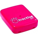 Tractive GPS TRAPI1 Pink Edition