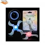 Takeme Velosipēda riteņa spieķa LED Gaismas elements ar 4-krāsu mirgošanu Design 2