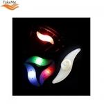 Takeme Velosipēda riteņa spieķa LED Gaismas elements ar 4-krāsu mirgošanu Design 1