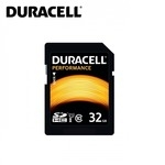 Duracell 32GB Profesional Series SDHC SD Card class10 UHS-1 Atmiņas Karte DRSD32PE