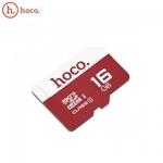 Hoco UniversÄ?lÄ? Micro SDHC Atmiņas karte 16GB Class10 Mobilajiem telefoniem / PlanÅ?etdatoriem