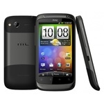HTC Wildfire S black A510