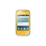 Samsung S3800W REX70 Yellow