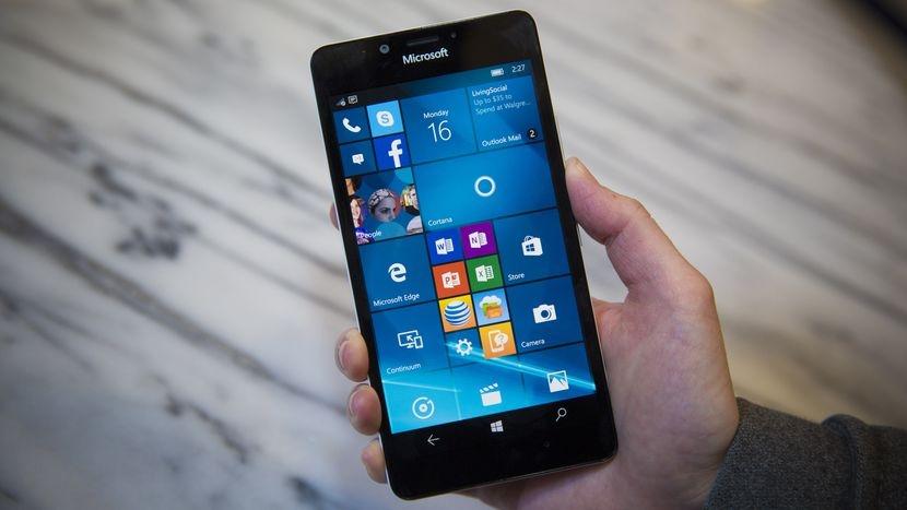 Microsoft Lumia 950 Windows Phone White mazlietots