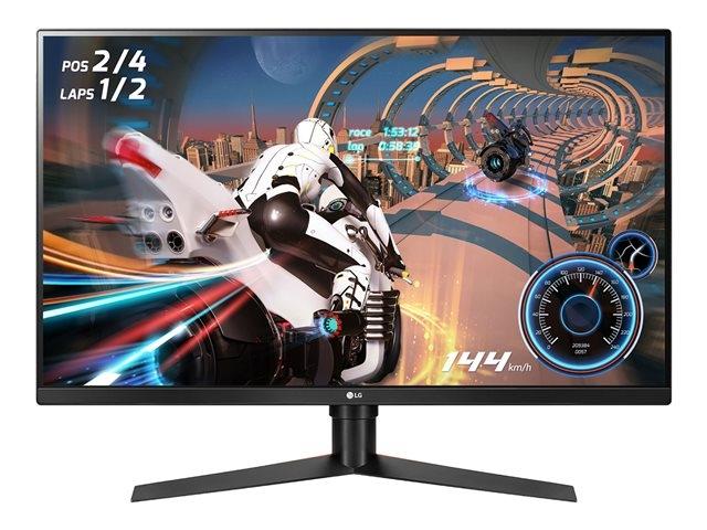 LG 32GK850F-B 31.5inch 2K UHD Monitor