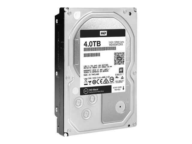 Western digital WD Black 4TB HDD SATA WD4004FZWX