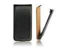 Nokia 303 leather case cover maks flip