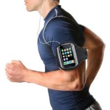 Apple iPhone 3/4/4S iPod maks Running Sports Armband Case