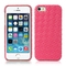 Apple iPhone 5/5S Diamond Weave Design Leather Back Case Cover maks