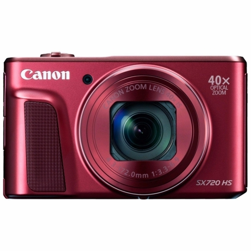 Canon Powershot SX720 HS red (Damaged Box)