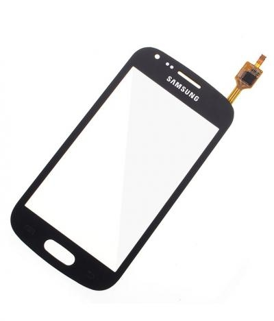 Samsung S7560/S7562/S7390/S7580 ar nomaiņu Galaxy Touch Screen Display Black displejs ekrāns
