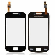 Samsung S6500 GALAXY Mini 2 ar nomaiņu Digitizer Touch Screen Lens Pad Display displejs ekrāns