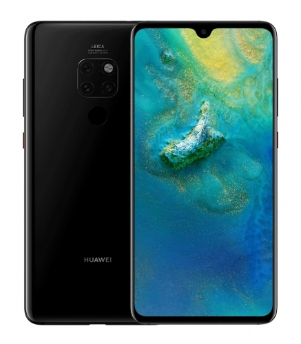 Huawei Mate 20 Dual 128GB black (HMA-L29)