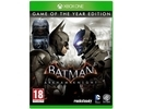 Microsoft Xbox One Batman: Arkham Knight GOTY Edition