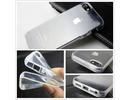 Apple iPhone 5 Silicone Soft Crystal Clear Back Case Bumper maks