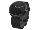 Motorola Moto 360 Watch Leather Black