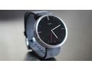 Motorola Moto 360 Watch Leather Grey