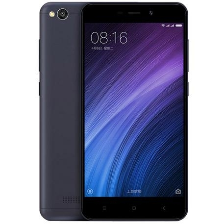 Xiaomi Redmi 4A 32GB Dual dark grey ENG/RUS