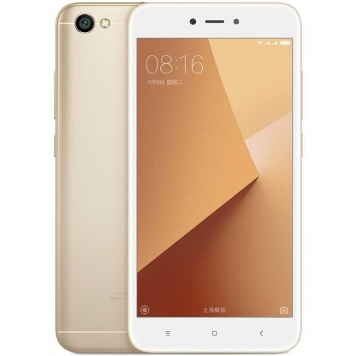Xiaomi Redmi Note 5A 16GB Dual gold ENG/RUS