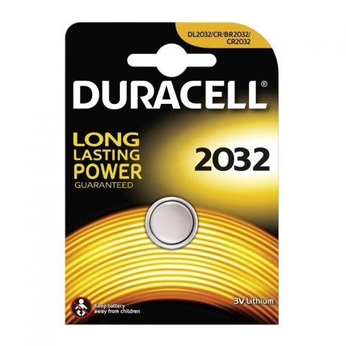 Duracell CR2032 Proffesional Electronics 3V Lithium Litija Baterija (1gab. Blisters)