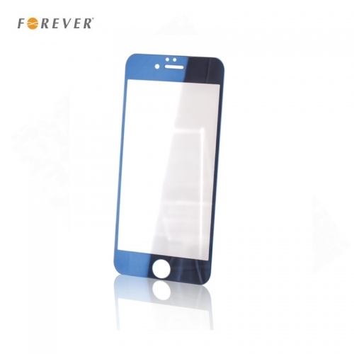 Forever Tempered Glass Extreeme Shock Aizsargplēve-stikls Apple iPhone 6 Plus 5.5inch Zils
