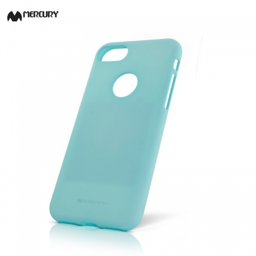 "Mercury Soft feeling Super PlÄ?ns TPU MatÄ""tas virsmas aizmugures maks-apvalks priekÅ? Apple iPhone 7 Plus / 8 Plus (5.5inch) PiparmÄ""tru zaļÅ?"