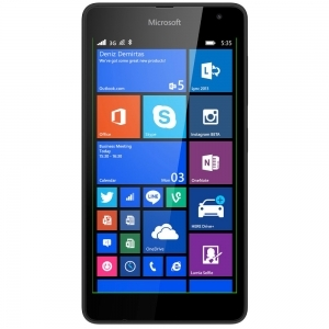 Microsoft Lumia 435 Single Sim Black