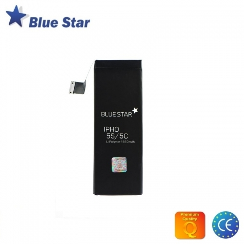 Bluestar Akumulators Apple iPhone 5 Li-Ion 1440 mAh Analogs 616-0613