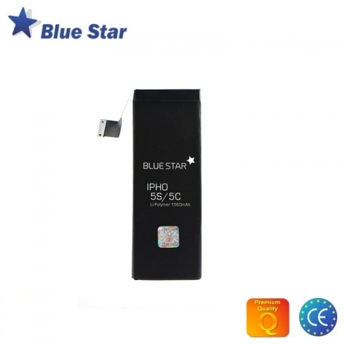 Bluestar Akumulators Apple iPhone 5S Li-Ion 1560 mAh Analogs 616-0722