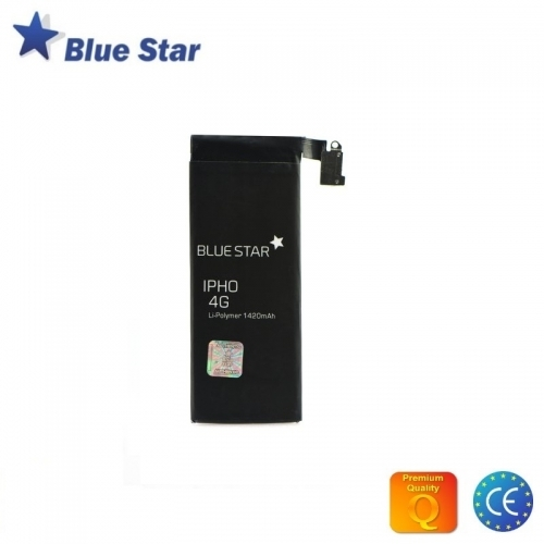 Bluestar Akumulators Apple iPhone 4 Li-Ion 1420 mAh Analogs 616-0521