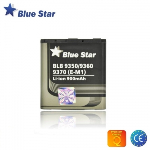 Bluestar Akumulators BlackBerry Pearl 9100 3G Pearl 9105 9670 Style Li-Ion 900 mAh Analogs E-M1