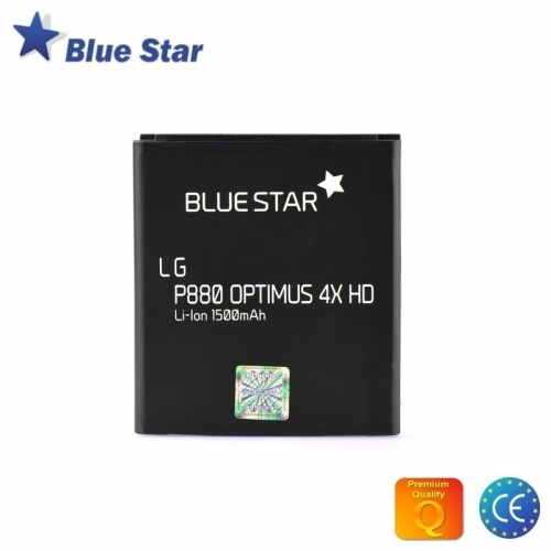 Bluestar Akumulators LG P880 P760 Optimus L9 Li-Ion 1500 mAh Analogs BL-53QH