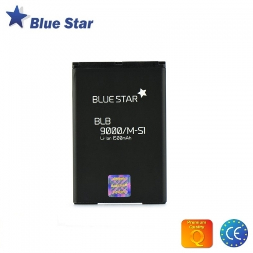 Bluestar Akumulators BlackBerry 9000 9700 9780 Li-Ion 1500 mAh Analogs M-S1