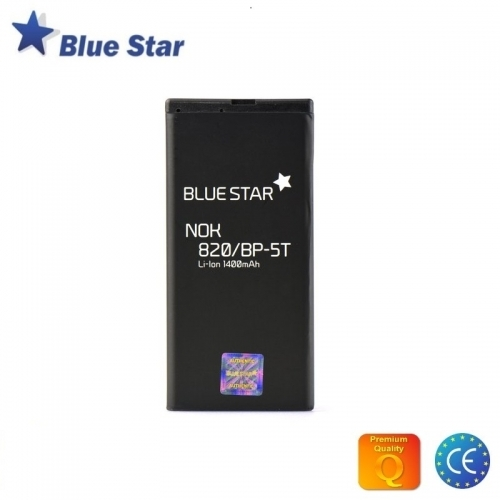 Bluestar Akumulators Nokia Lumia 820 Li-Ion1400 mAh Analogs BP-5T