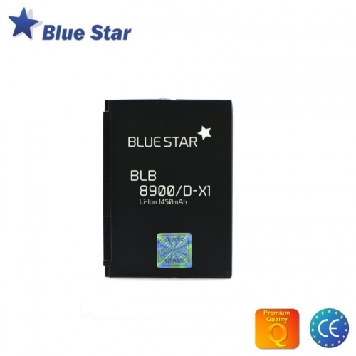 Bluestar Akumulators BlackBerry 8900 9500 9520 Li-Ion 1450 mAh Analogs D-X1