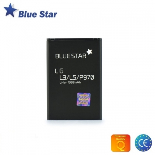 Bluestar Akumulators LG Swift L5 P970 E730 E610 Li-Ion 1300 mAh Analogs BL-44JN