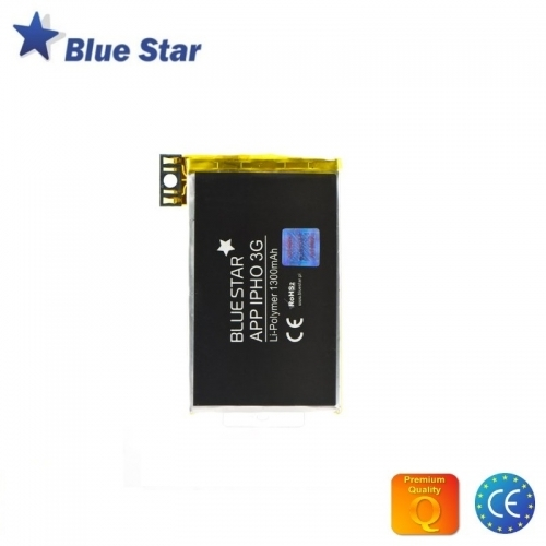 Bluestar Akumulators Apple iPhone 3G Li-Ion 1300 mAh Analogs 616-0347
