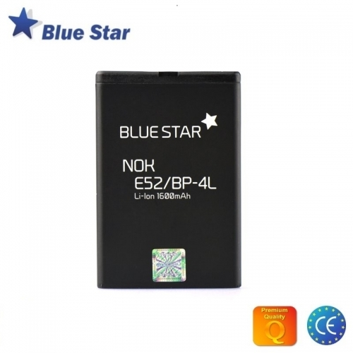 Bluestar Akumulators Nokia E52 E55 E6 N97 Li-Ion 1600 mAh Analogs BP-4L