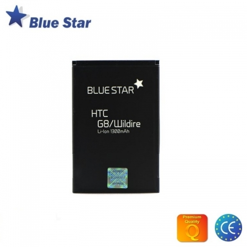 Bluestar Akumulators HTC G8 Wildfire Li-Ion 1300 mAh Analogs BA S420