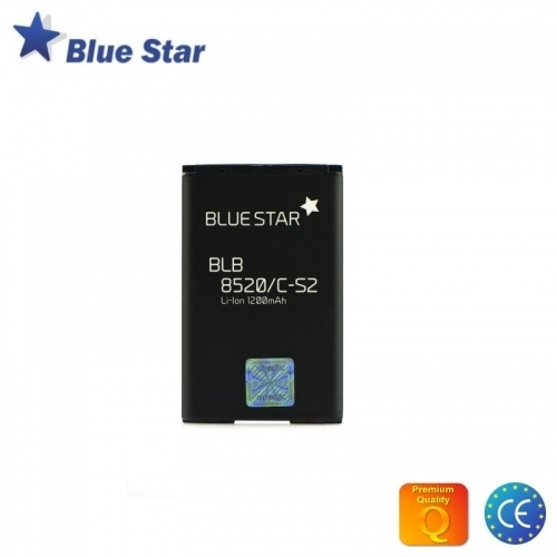 Bluestar Akumulators BlackBerry 8520 8320 8700 Curve Li-Ion 1200 mAh Analogs C-S2