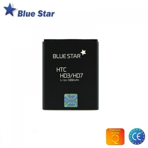 Bluestar Akumulators HTC HD7 Wildfire S Explorer A310 Li-Ion 1300 mAh Analogs BD29100 (BA S460)