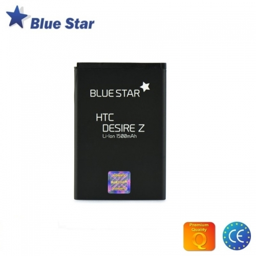 Bluestar Akumulators HTC Desire Z (7 Mozart) Li-Ion 1500 mAh Analogs BA S450