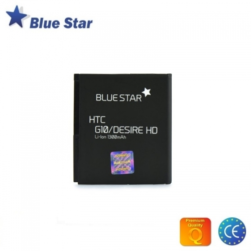 Bluestar Akumulators HTC Desire HD Li-Ion 1300 mAh Analogs BA S470